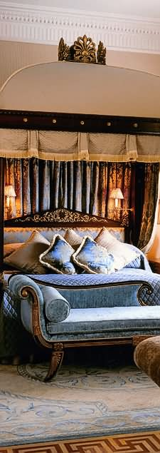 Royal Suite Master Bedroom - The Lanesborough